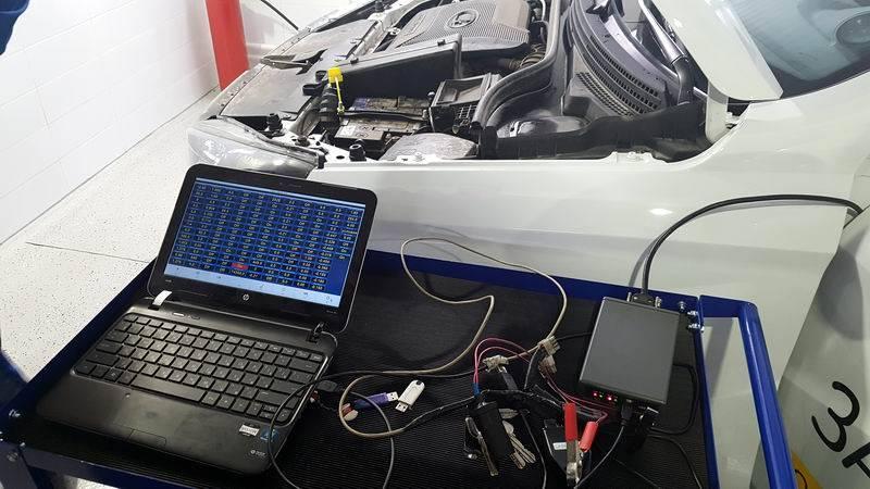Самостоятельная модернизация двигателя: какое оборудование для чип-тюнинга автомобилей необходимо
