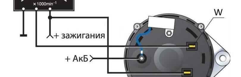 ✅ как подключить тахометр от генератора - tractor-sale.ru