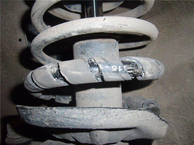 Глухой металлический стук в передней подвеске: диагностика и ремонт своими руками