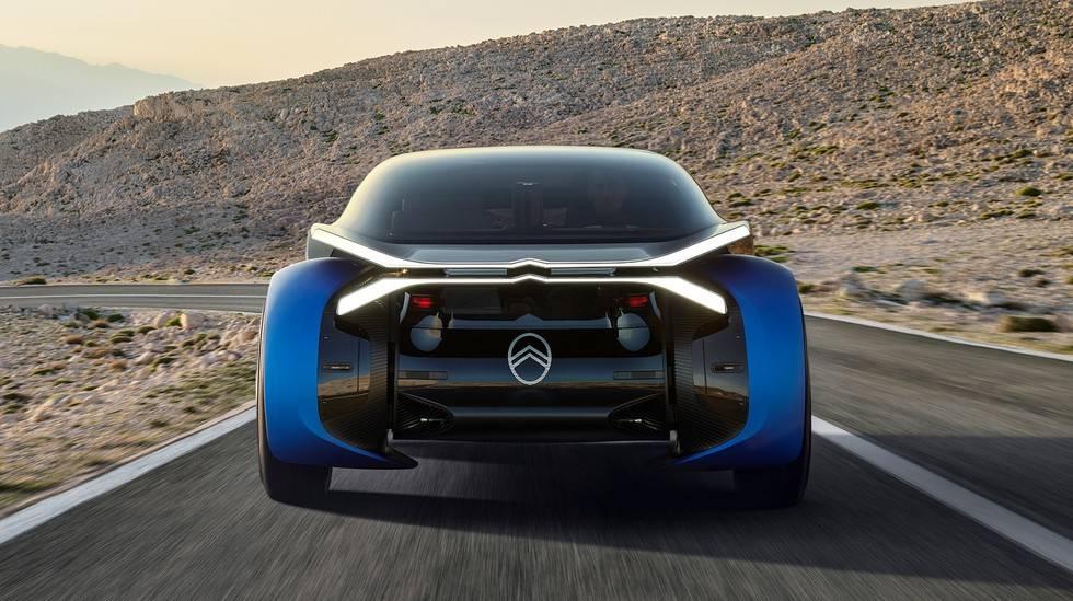 Citroen представит электрический концепт с запасом хода 800 км ► последние новости