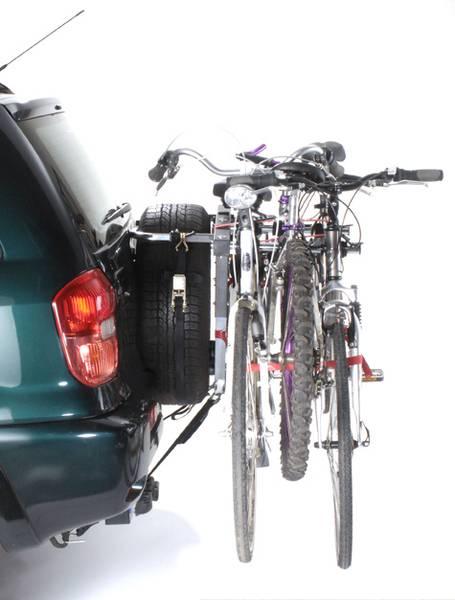 Способы перевозки велосипеда на машине