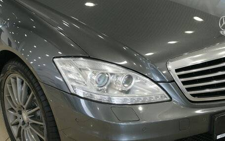 Мерседес s-класса в кузове w221 и затраты на его обслуживание