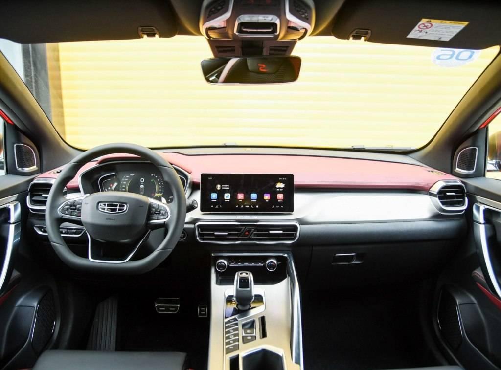 Серьезный конкурент креты и кашкай с мотором от вольво — новый geely sx11 2019. обзор кроссовера