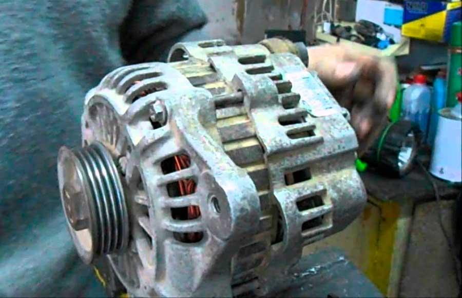 Ремонт генератора автомобиля – как сделать проверку самостоятельно? + видео » автоноватор