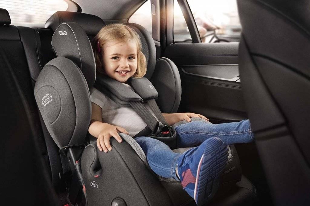 Как выбрать детское автокресло пошагово