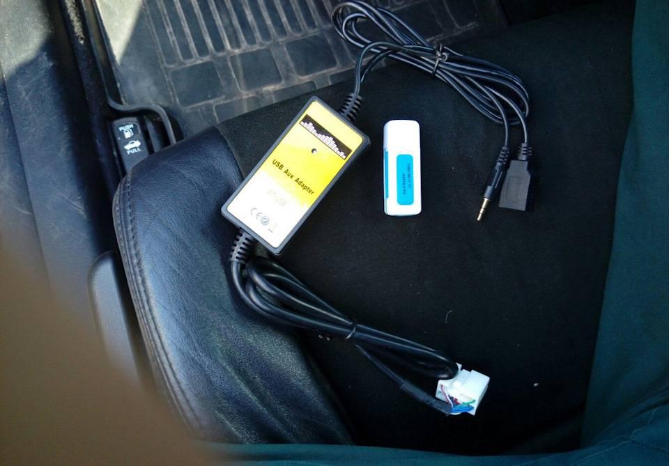 Как подключить телефон к автомагнитоле