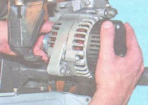 Генераторов ремонт: признаки неисправности, замена узла автомобиля своими руками, как разобрать