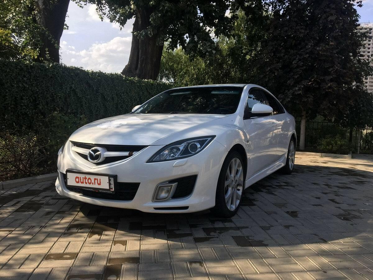 Zoom-zoom? Обзор Mazda 6 II (GH)