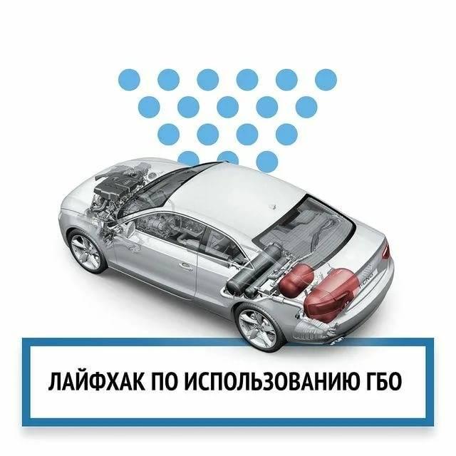 Устройство гбо на автомобиле: в чем смысл установки?