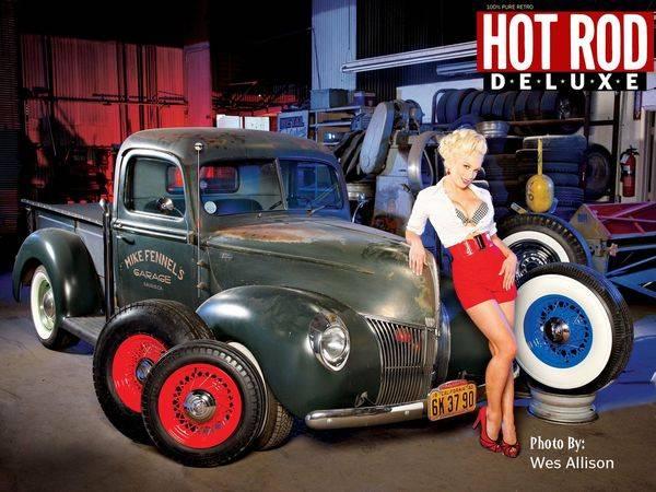 Пошаговый фотоотчет о сборке hot rod'а factory five (20 фото). горячие сердцем: пять невероятных хот-родов хот род чертежи