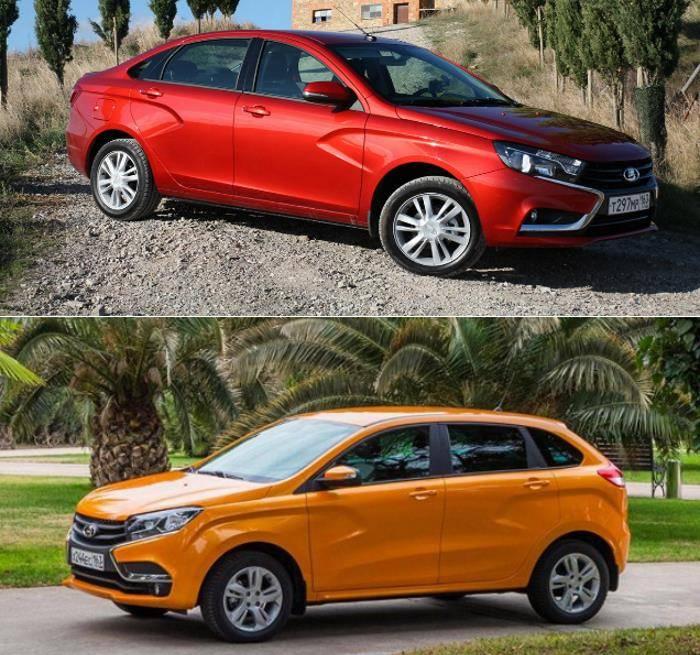 «веста» или «х-рей» — что лучше? сравнение автомобилей, характеристики, отзывы владельцев