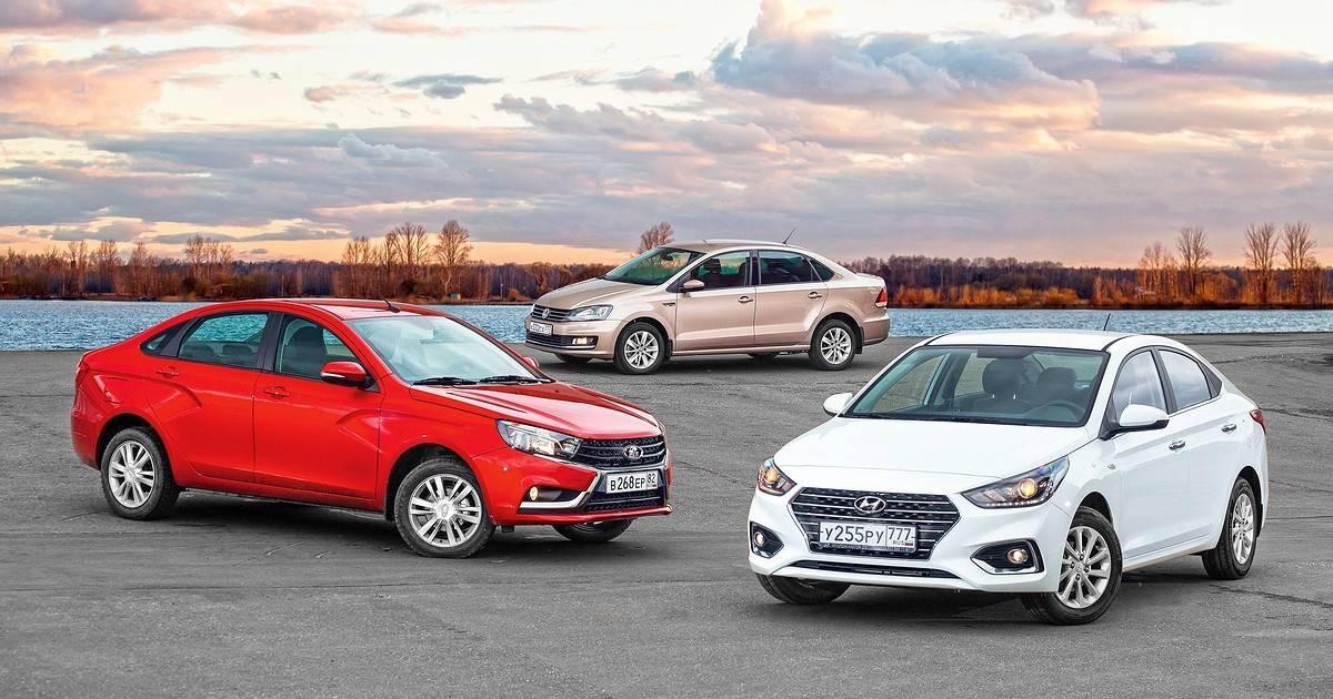 Близнецы или нет: сложный выбор между Hyundai Solaris и Kia Rio