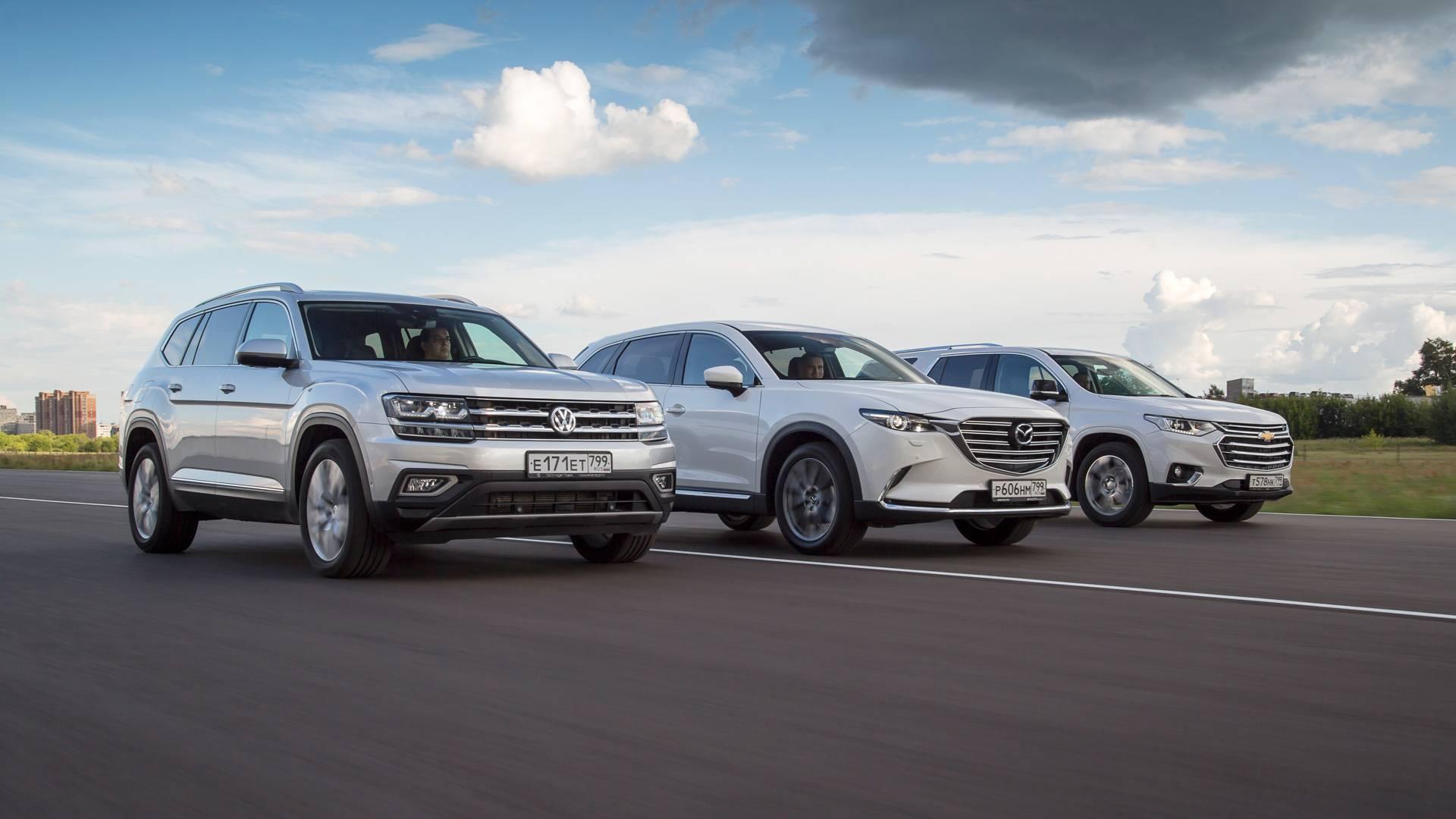 Семь мест за 500: 7 лучших семейных семиместных автомобилей с российской вторички