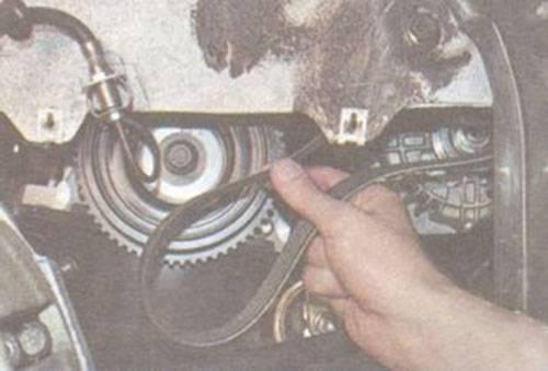 Ремень генератора приора: замена ремня генератора своими руками