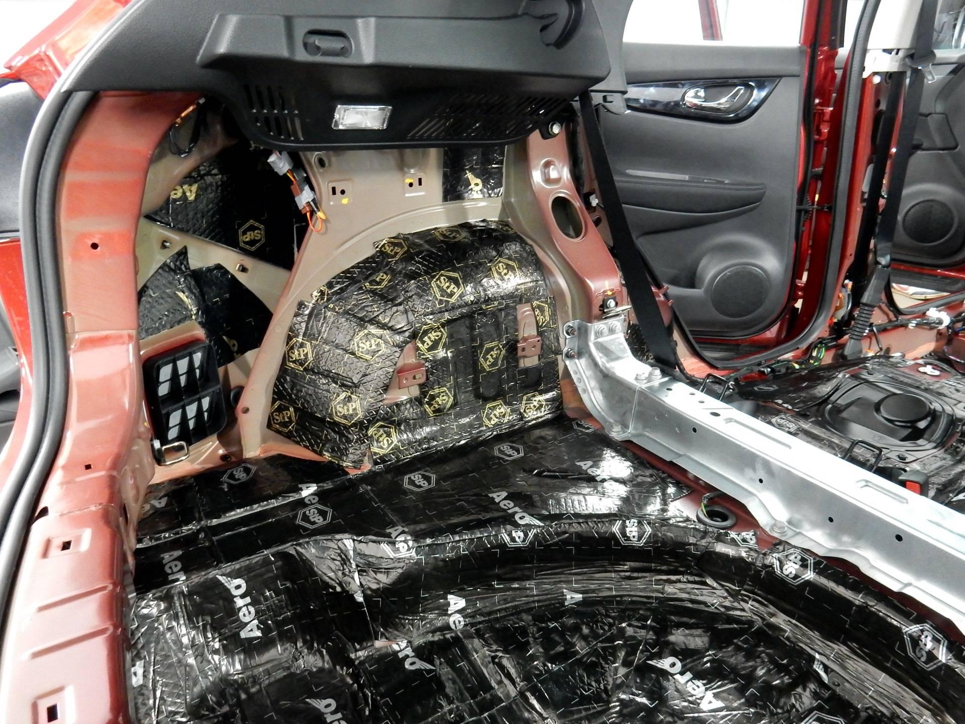 Автомобили с самой плохой шумоизоляцией