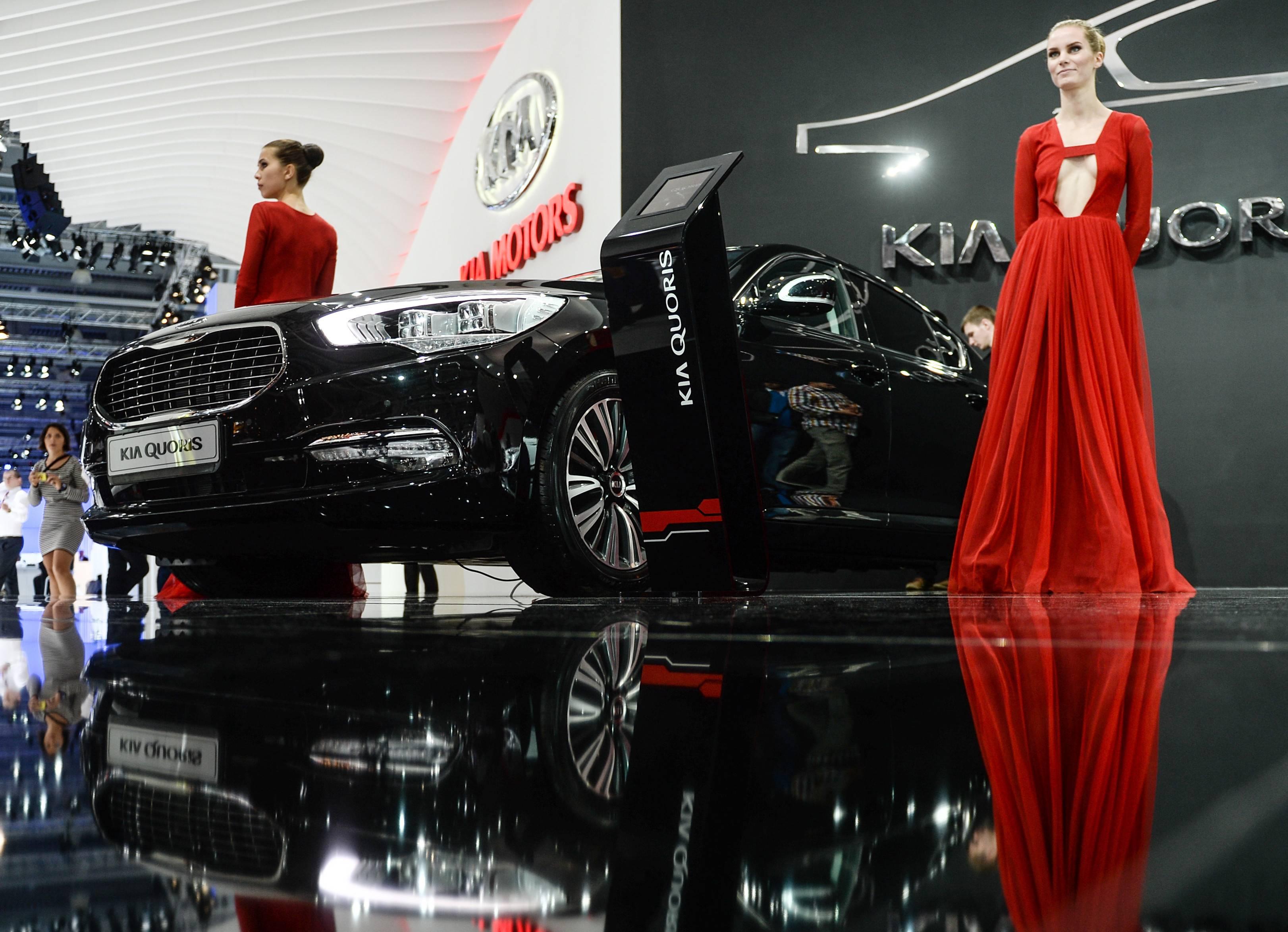 5 самых продаваемых «корейцев» в России