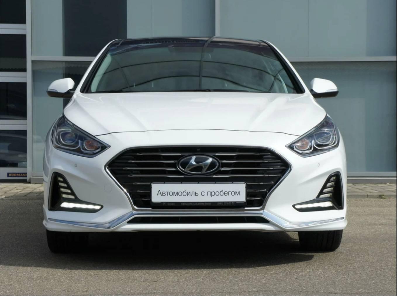 Hyundai назвал цену новой Sonata для России