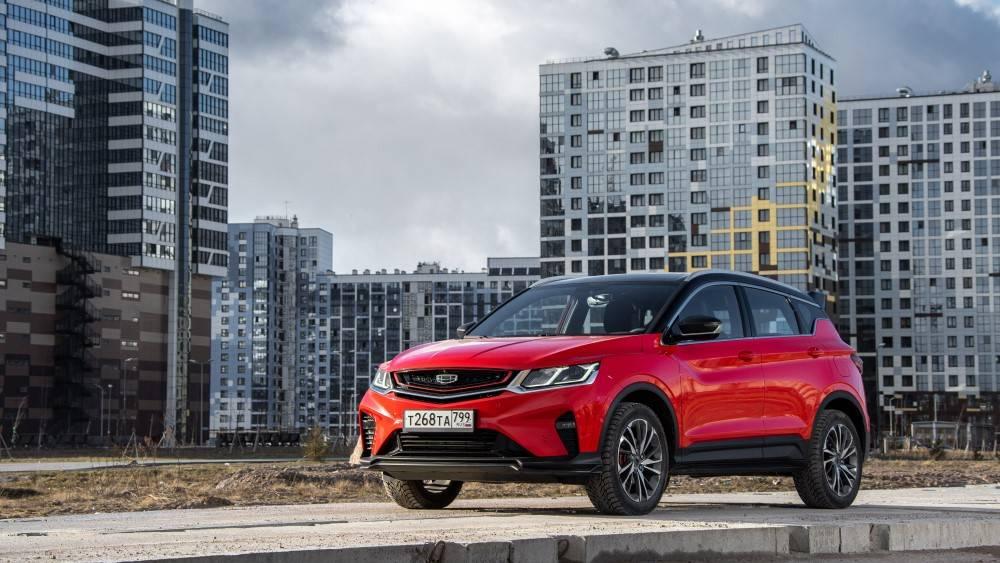 Geely привезет в РФ соперника Hyundai Creta