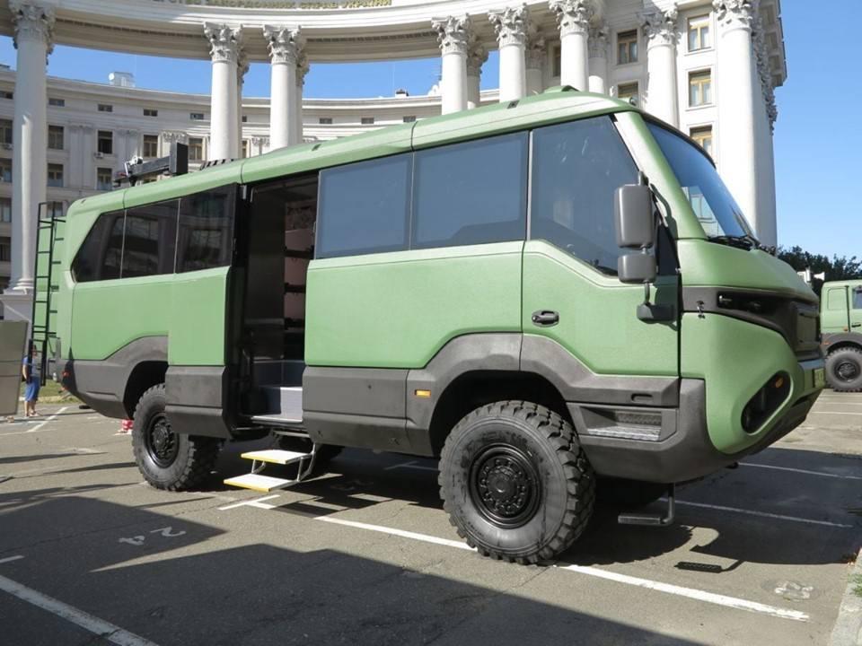 «вахтовики» из миасса: внедорожные автобусы для самых труднодоступных мест