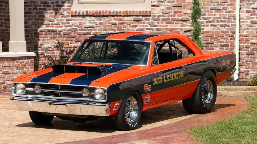 1960 - 1972 dodge dart | history of the muscle car | musclecarclub.com