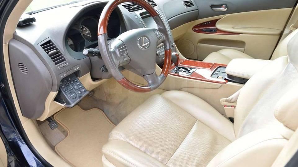 Бизнес-класс из прошлого: обзор Lexus GS II 300