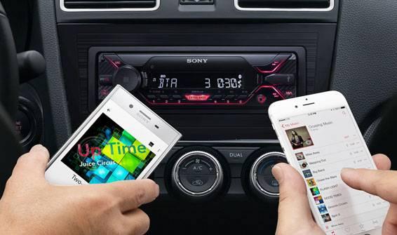 Как подключить телефон через магнитолу – 3 разных способа