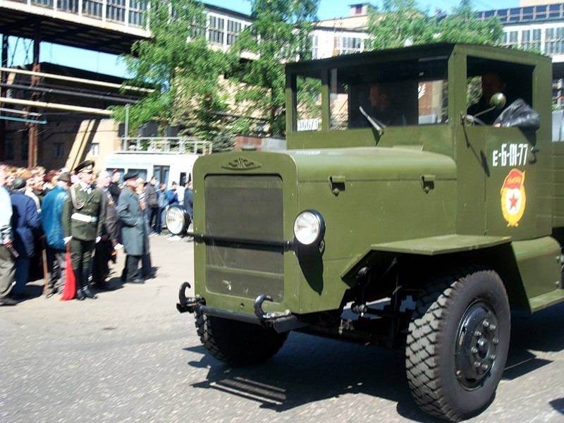 Зис-5. захар – грузовик серьезный!