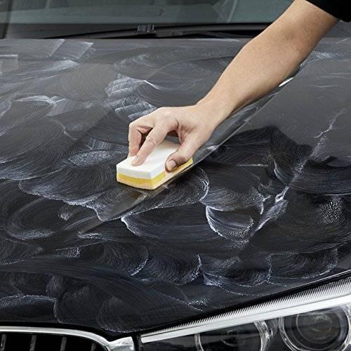 Полироль жидкий воск для кузова машины как выбрать и наносить