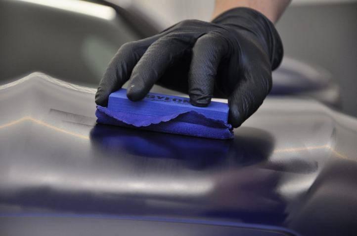 Покрытие авто жидким стеклом: что такое жидкое стекло и как это работает