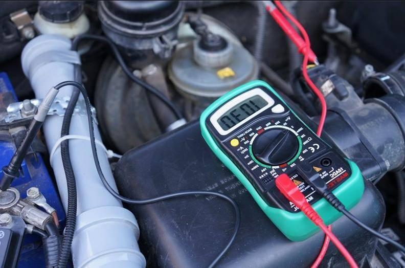 Как проверить дмрв инжекторного двигателя