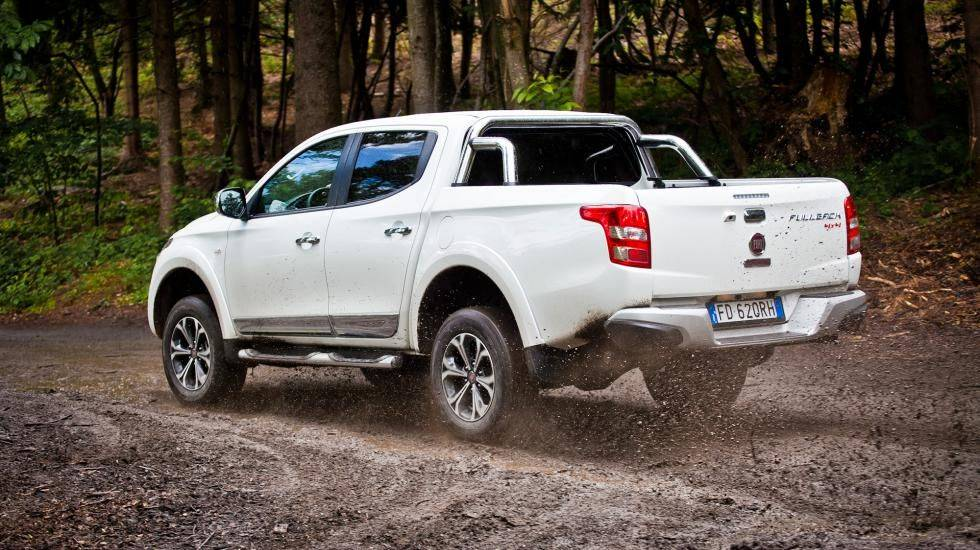 Fiat fullback 2018-2019 цена, технические характеристики, фото, видео тест-драйв