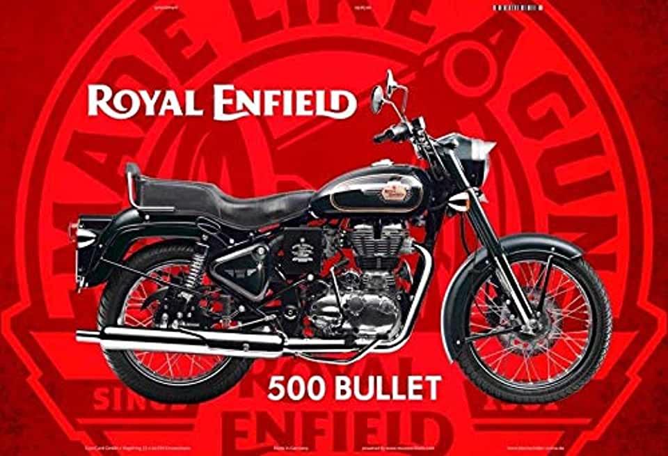 Royal enfield battle green