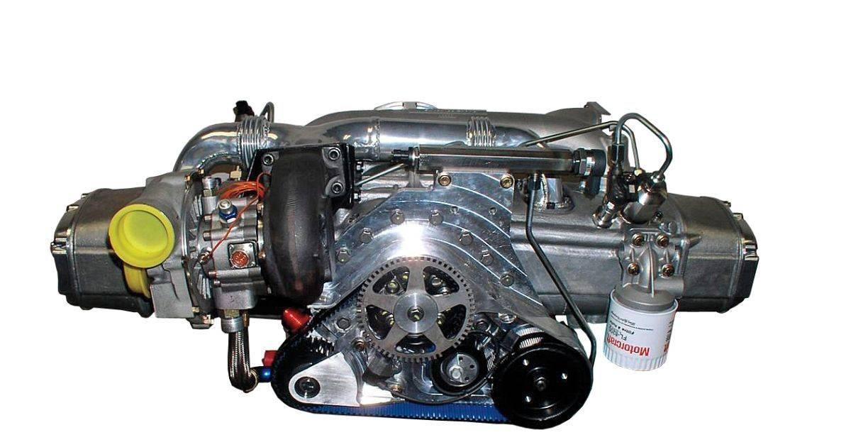 В чём преимущества и недостатки оппозитного двигателя