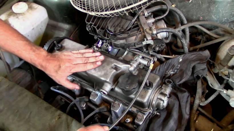 Стук в двигателе автомобиля, причины, способы диагностики