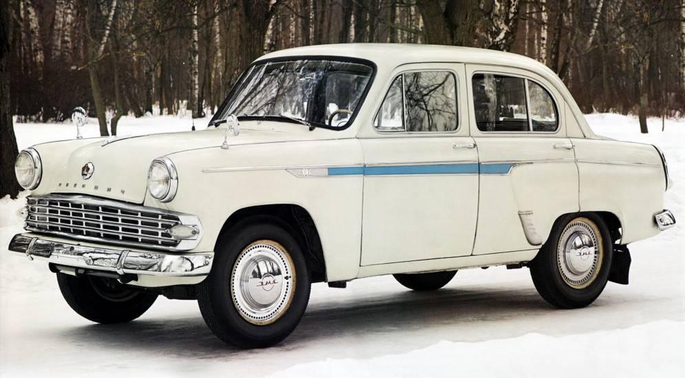Русский как иностранный — советские авто, которые продавались за границей