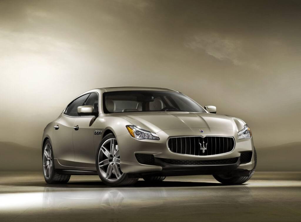 Maserati quattroporte s, полный обзор