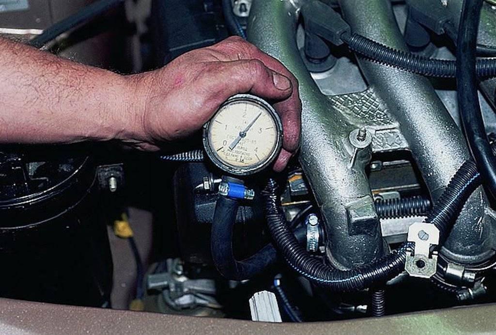 10 причин высокого давления масла в двигателе ????