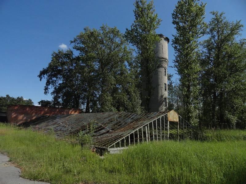 Заброшенные места петербурга и ленинградской области