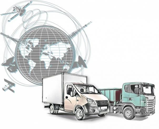 Онлайн мониторинг транспорта глонасс gps   автолокатор