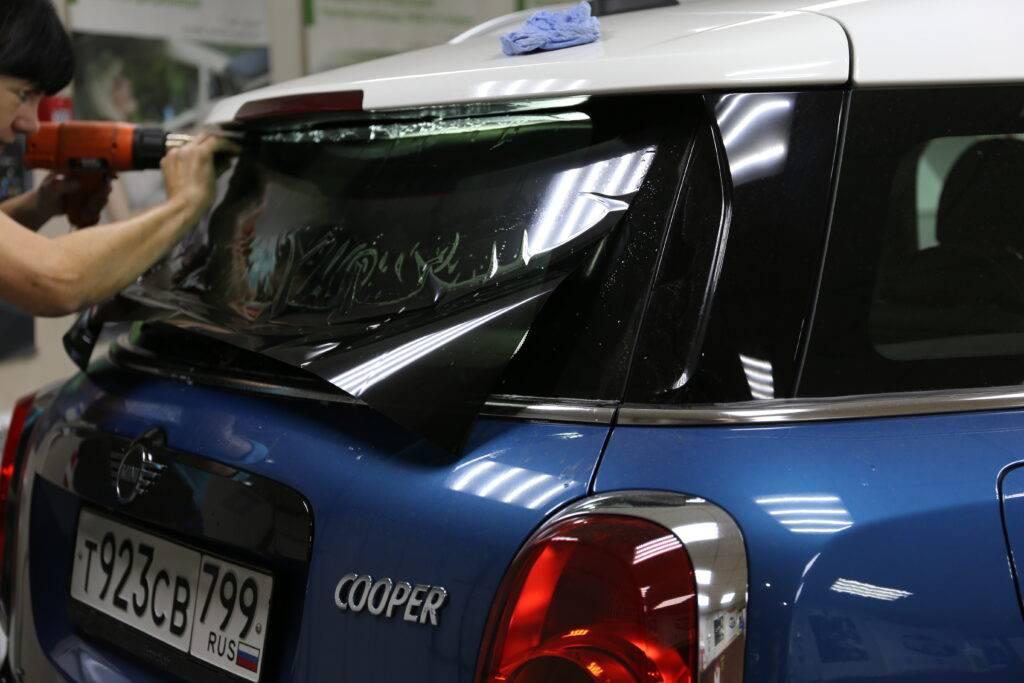 Тонировка стекол автомобиля по госту: как правильно сделать и замерить?