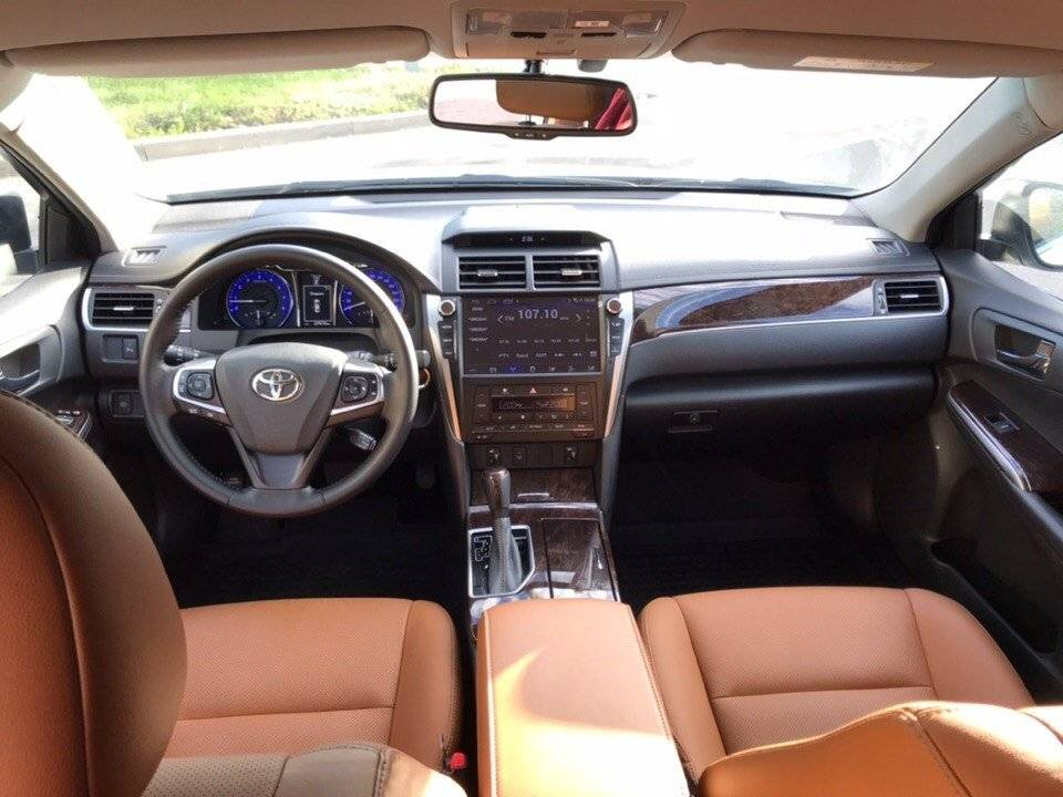 Toyota camry: бизнес-класс – для масс!