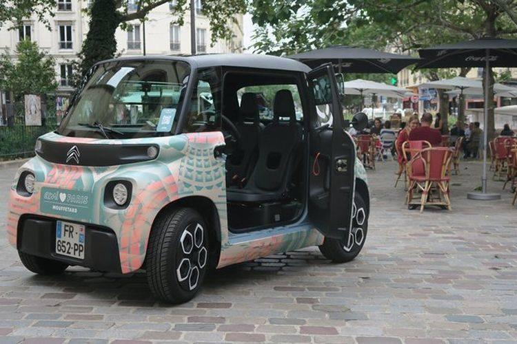 Новинка citroen ami 2020: технические особенности электромобиля