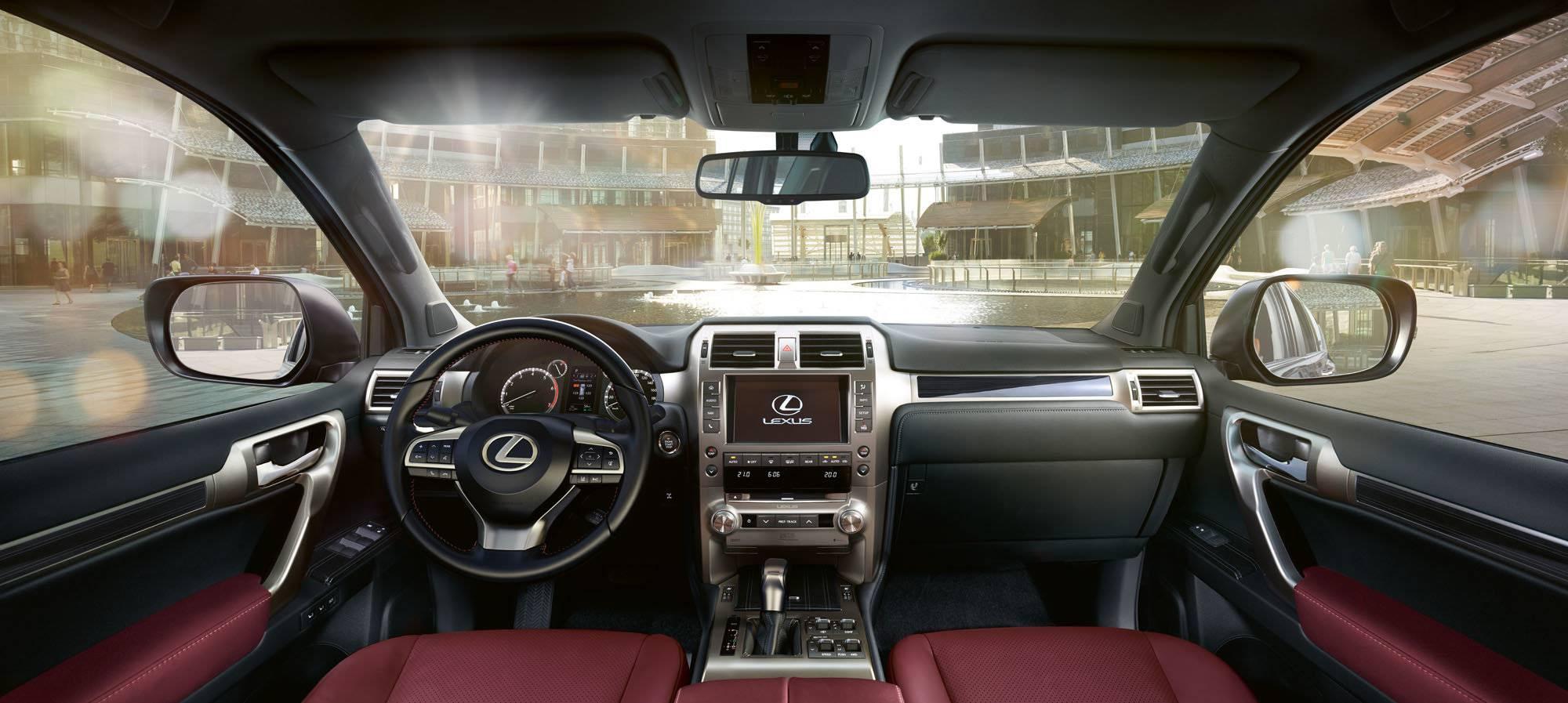 Lexus GX 460 начал продаваться в России
