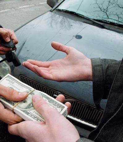 14 мошеннических схем при купле-продаже автомобиля