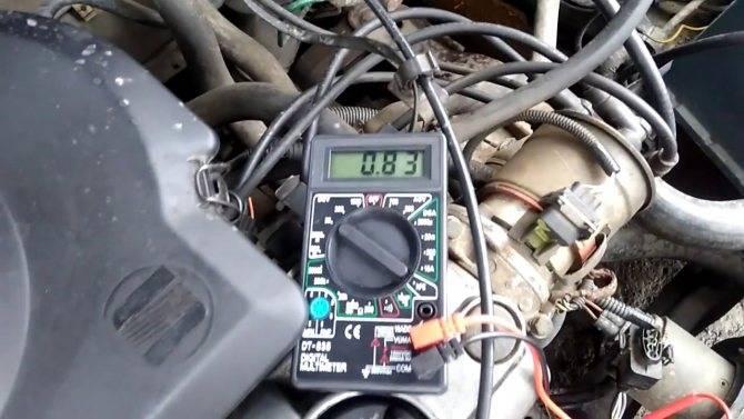 Как проверить датчик кислорода без машины