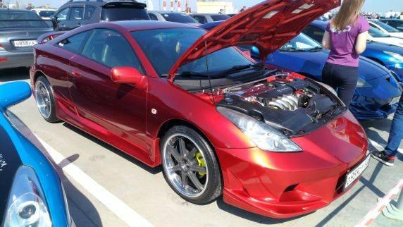 Toyota celica t230: как создать автомобиль мечты?— журнал зарулем