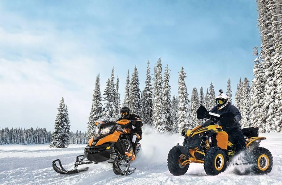 Какое водительское удостоверение нужно для управления снегоходом