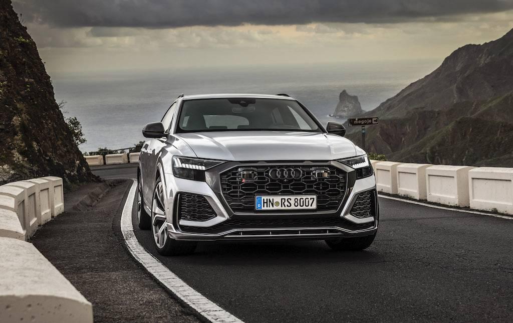 Audi rs q8 2021 – новый сверхбыстрый кроссовер со спортивным характером