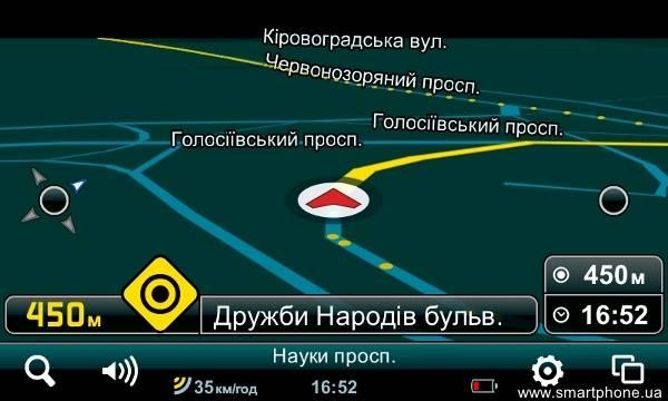 Навигатор для андроида: обзор наиболее популярных приложений