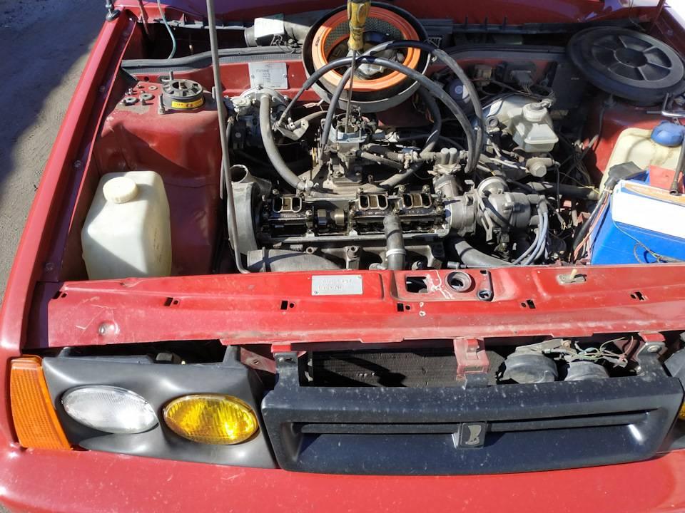Установка двигателя 2108 на классику